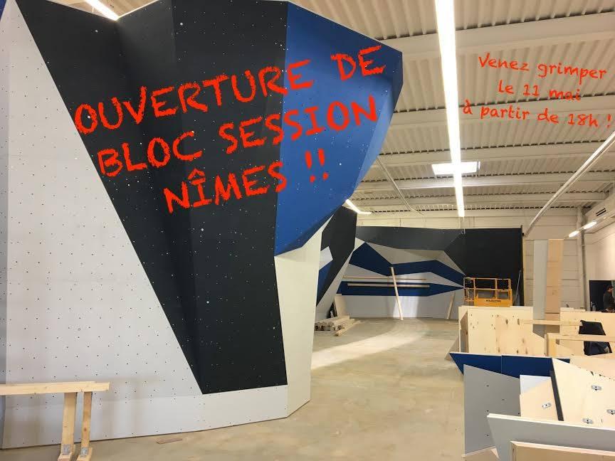 Soirée d'ouverture de BS.3 Nîmes