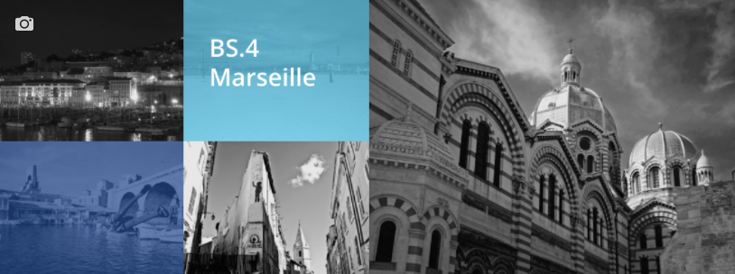 Soirée d'ouverture de la salle BS.4 Marseille