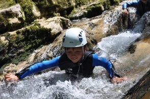 Randonnée aquatique Verdon et Estéron