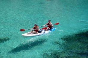 randonnée kayak dans les Calanques de Cassis
