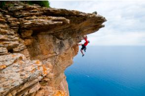 Escalade au Cap Canaille - Calanques - Marseille - Cassis